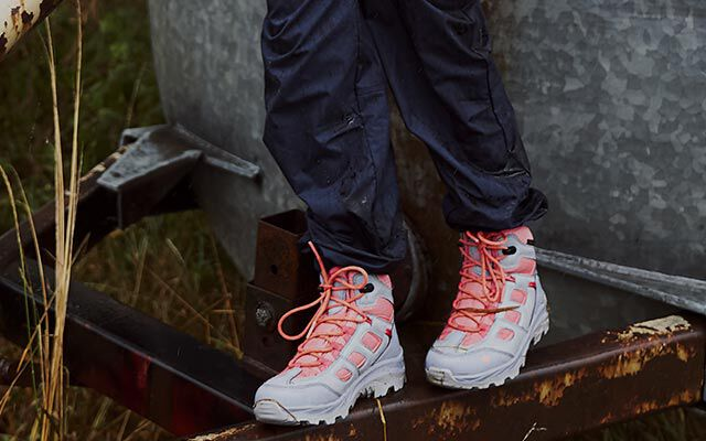 Kids Waterproof footwear