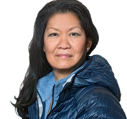 Profilbild CEO Melody Harris-Jensbach